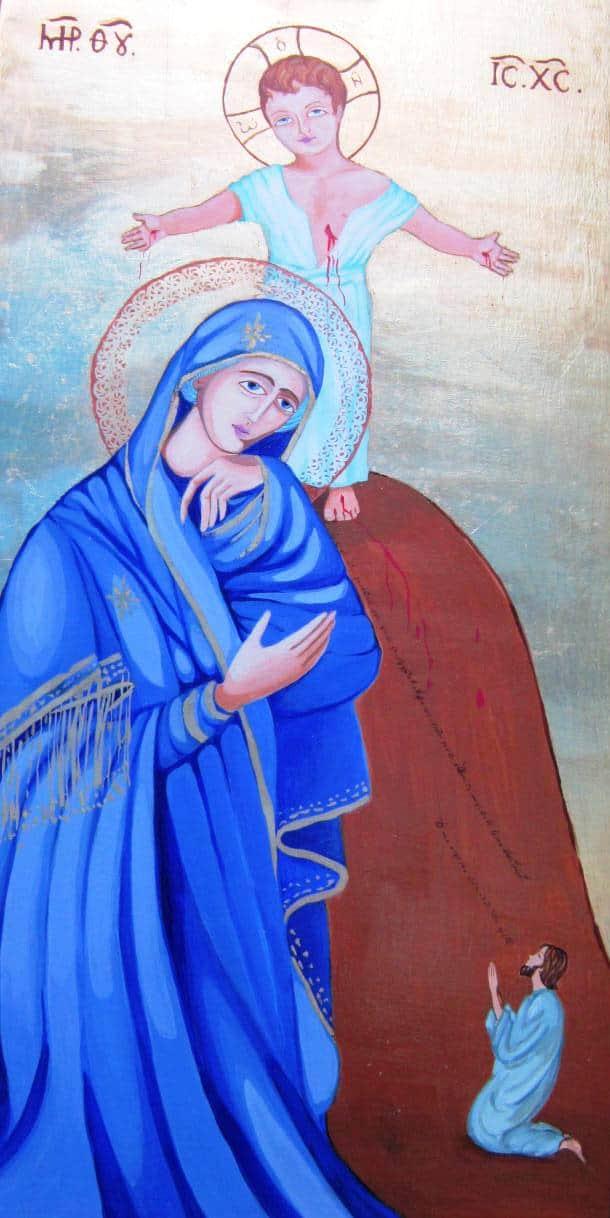 Maria rifugio dei peccatori